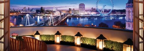 Top 5 London Hotels