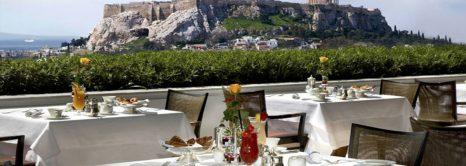 Hotel Grande Bretagne – Athens