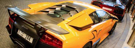 Super Cars In Dubai