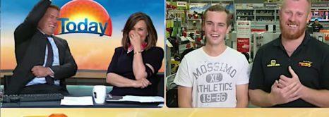 Hilarious Aussie Crime Fighters