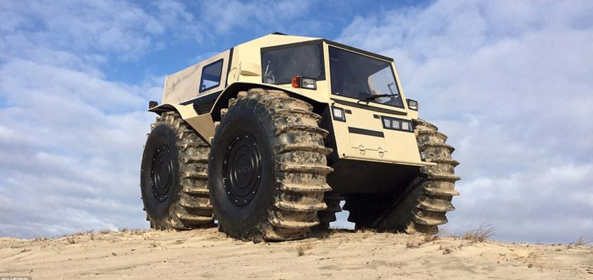 SHERPA ATV