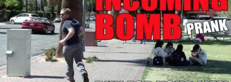 Bomb Prank – Croatia