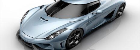 1800HP Koenigsegg Regera – On Start Up