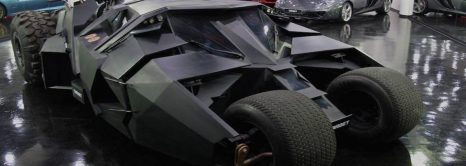 Dubai Batmobile