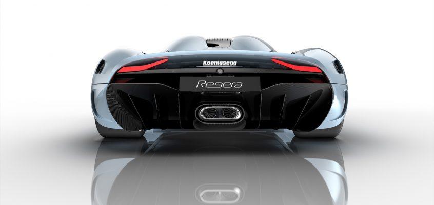 Koenigsegg Regera MegaCar