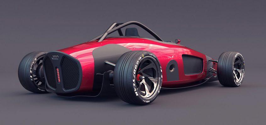 Audi AGP