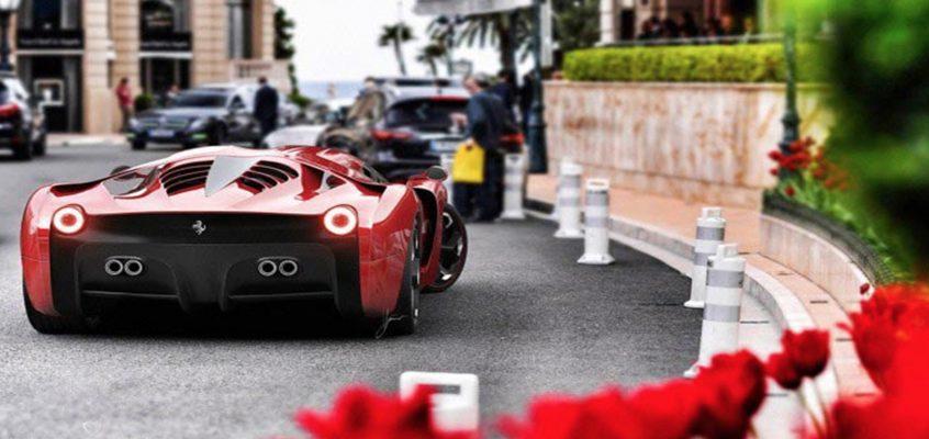 Ferrari 458 Project