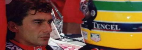 Ayrton Senna Lap of Life