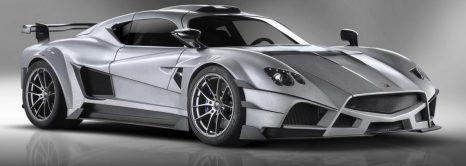 Millecavalli Hyper Car