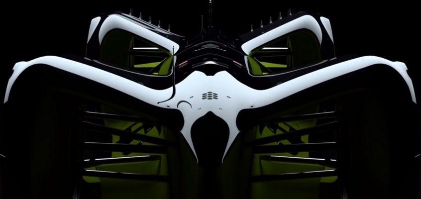 Formula E's Roborace Car