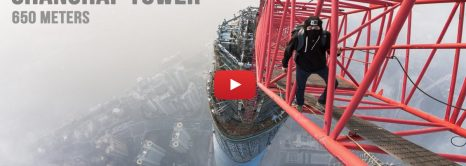 The 650 Meter Shanghai Tower