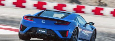 The New Honda NSX