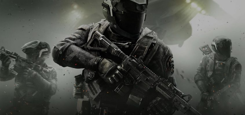 "Infinite Warfare ""Black Sky"" Gameplay"