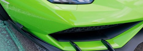 Lamborghini's Official Huracán Aero Pack