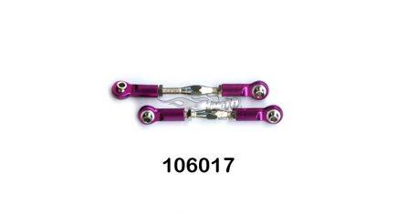 (06048) Purple Alum F/r Servo Link 2p (10617)