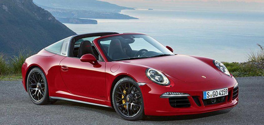 Porsche Reveals Another 911