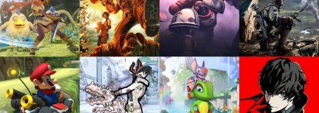 April Games: our top picks