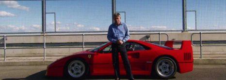 Throwback Fifth Gear – Ferrari F40
