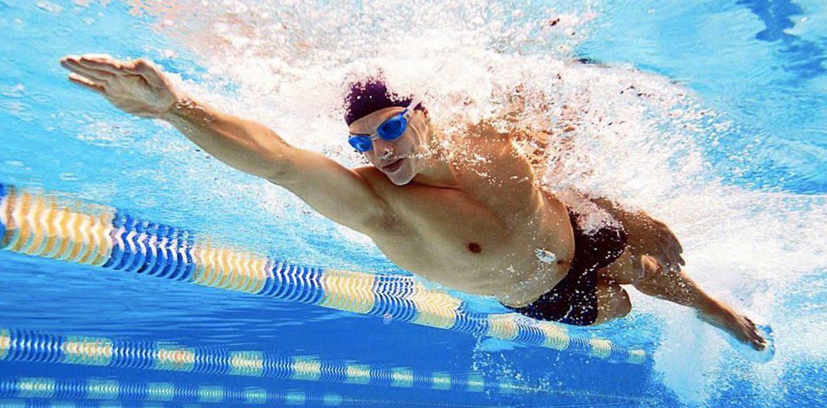 Build Strength And Swim