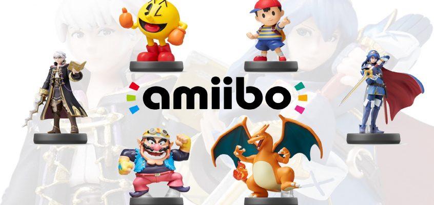 Nintendo reveal new Super Smash Bros and Zelda amiibo