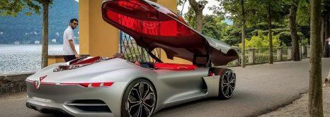 Some Interesting Cars At Villa d'Este