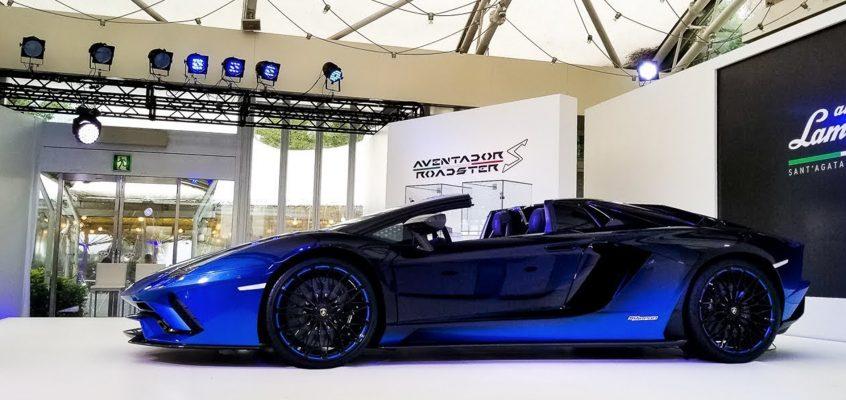 The Secret Lamborghini Nobody Saw Coming