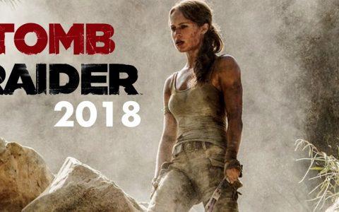 TOMB RAIDER (2018 Trailer)