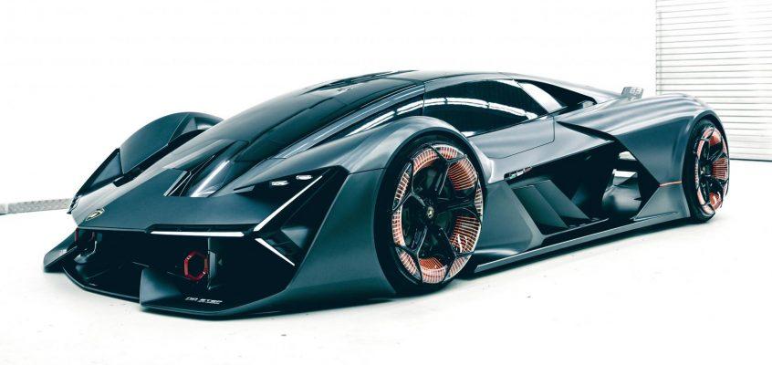 Lamborghini Terzo Millennio Revealed
