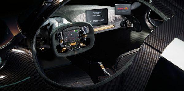 Inside The Aston Martin Valkyrie!